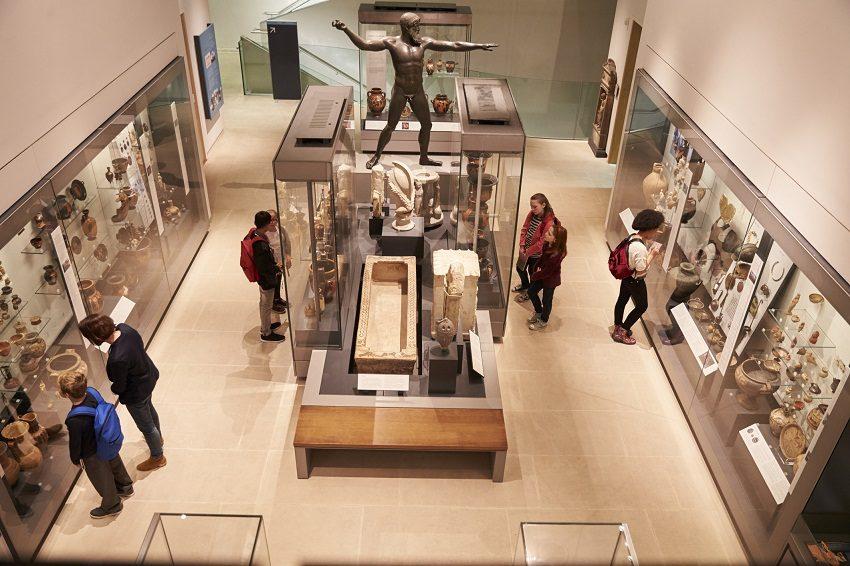 kontrola klimatu w muzeum