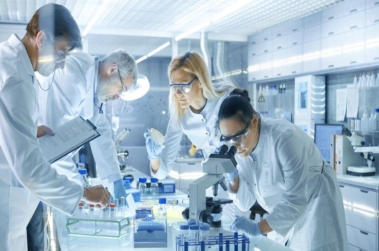 nadzór mikroklimatu przy produkcji leków