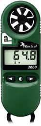 Anemometr Kestrel 2000, wiatromierz
