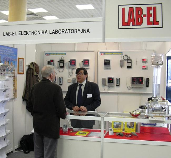 LAB-EL na targach Automaticon