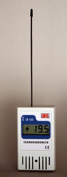 Bezprzewodowy termometr higrometr LB-525