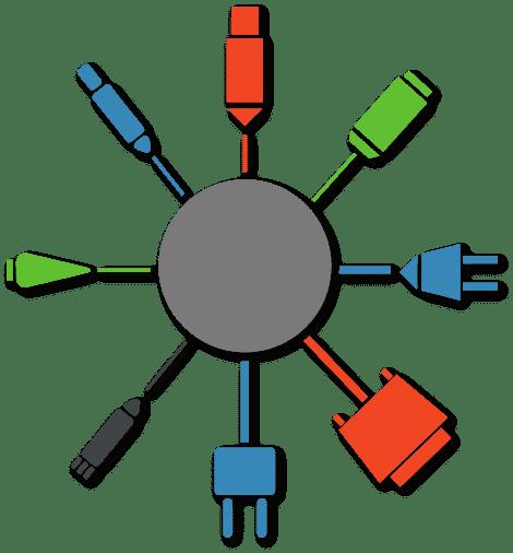 Interfejsy komunikacyjne w rejestratorach LB-480 i LB-490