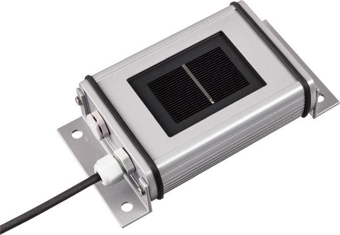 Fotowoltaiczne ogniwa referencyjne do monitorowania systemów fotowoltaicznych