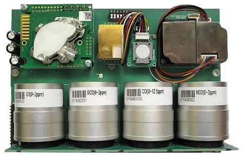 Moduł detekotra gazów toksycznych LB-499-GAS
