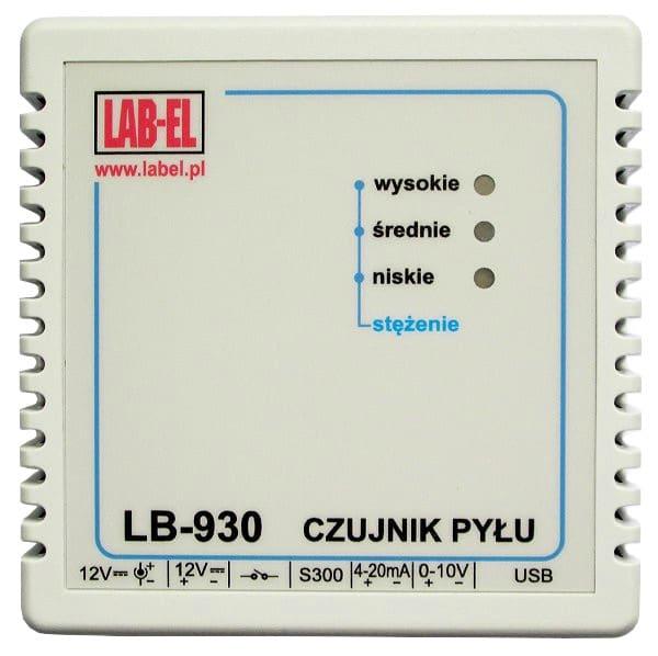 Czujnik pyłu PM2,5 zawieszonego w powietrzu LB-930