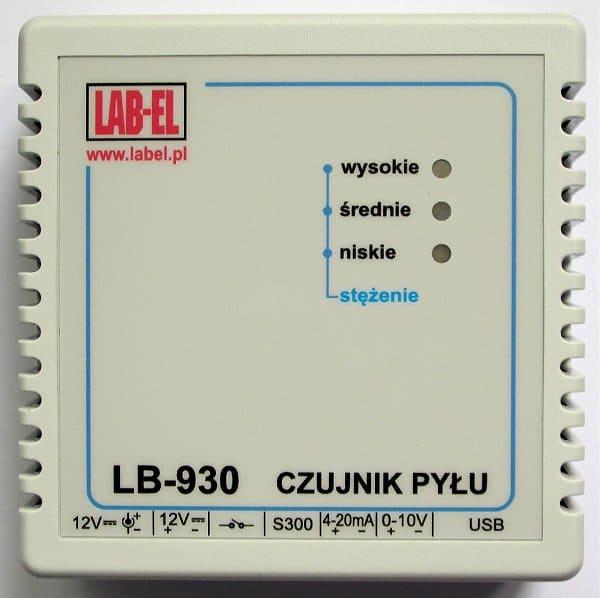 Czujnik pyłu LB-930
