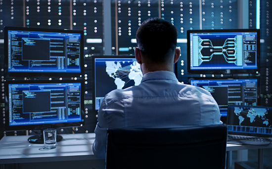 Monitoring mikroklimatu w serwerowniach komputerowych