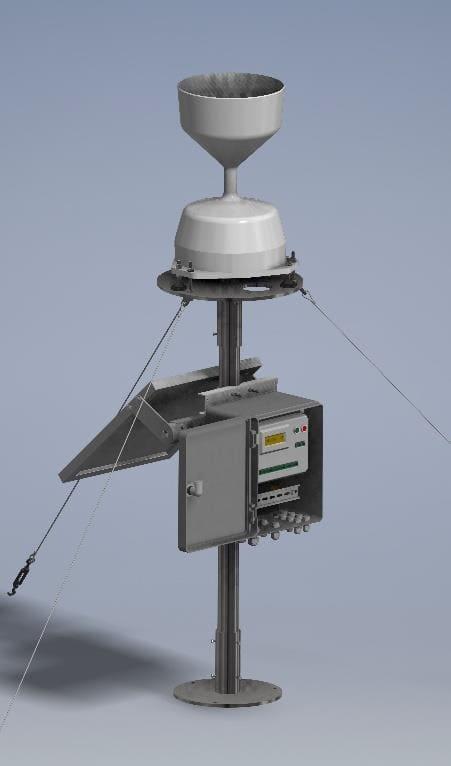 Deszczomierz SBS na cokole P-780-188