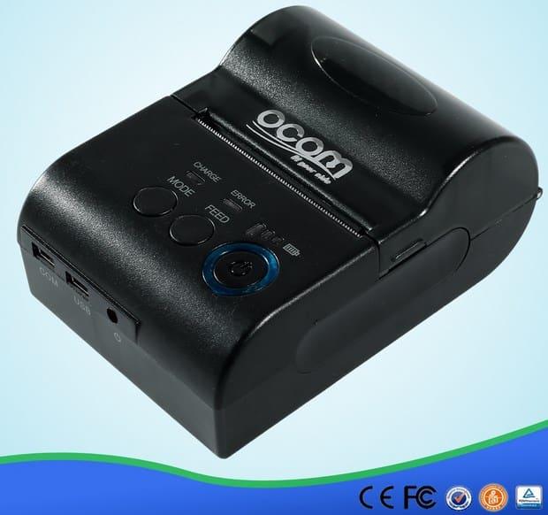 Drukarka mobilna Bluetooth Android OCCP-M03