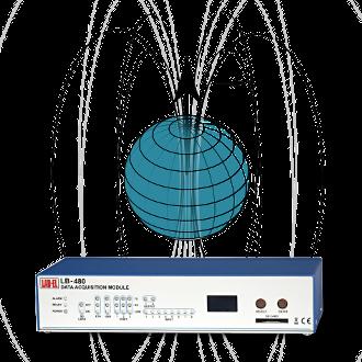 Rejestrator LB-480 w zastosowaniach w geofizyce
