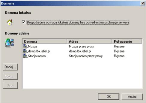 Konfiguracja systemu monitoringu