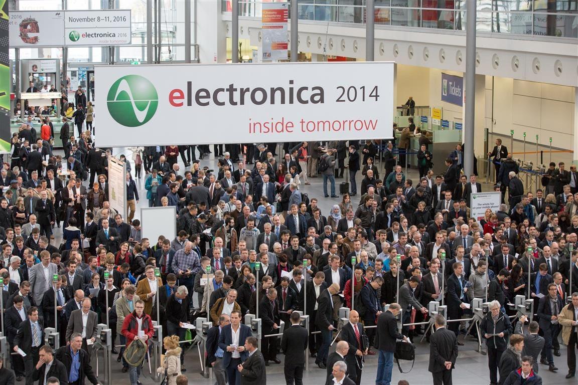 electronica 2014: Witamy w przyszłości