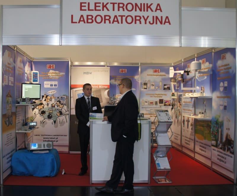 electronica 2014 - stoiski LAB-EL