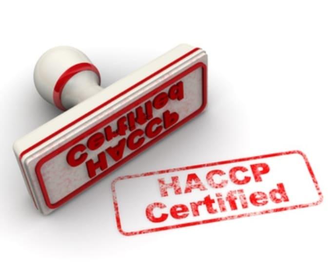 Wdrożenie HACCP