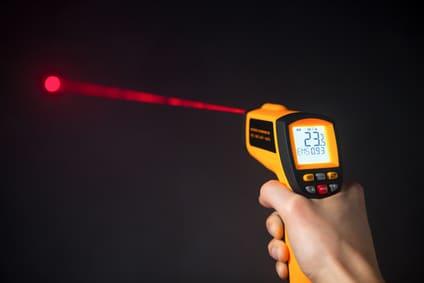 LB-535TI - Pirometr bezprzewodowy, rejestrator temperatury