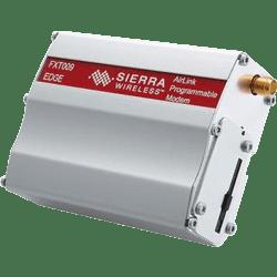 Termometry i higrometry przez GPRS / GSM