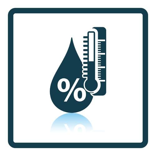 Elektroniczne przyrządy i systemy do nadzoru klimatu.