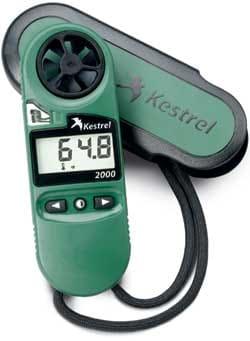 Anemometr przenośny Kestrel 2000