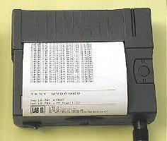 Rejestrator temperatury i wilgotności powietrza z drukarką