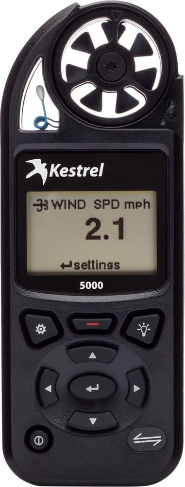 Anemometr Kestrel 5000, 5100, 5200 wiatromierz