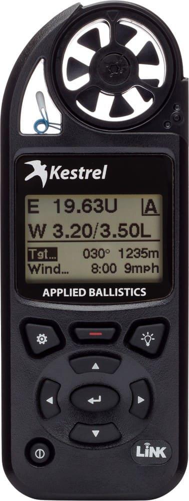 Anemometr wiatraczkowy Kestrel Elite - miernik pogodowy z balistyką