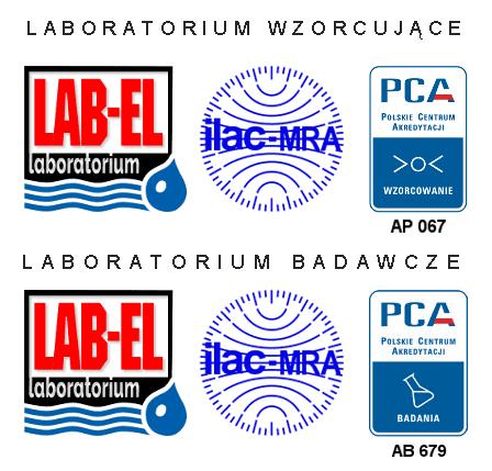 Laboratorium Wzorcujące LAB-EL