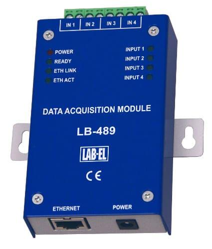 Termometr internetowy LB-489