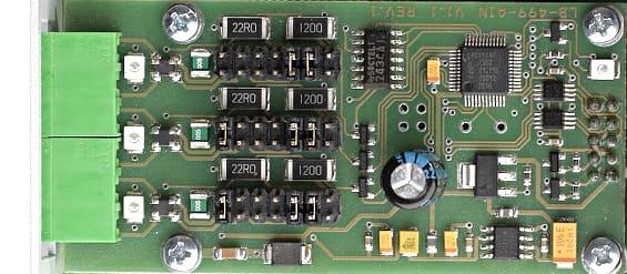 Moduł dodatkowych wejść S300 - LB-499-AIN