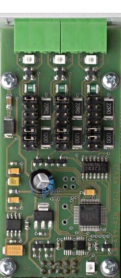 LB-480 - moduł dodatkowych wejść S300
