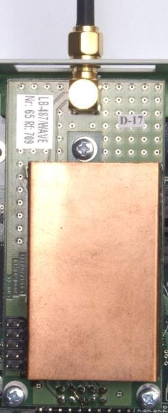 Moduł transmisji danych LB-499-EL-WAVE