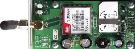 Moduł transmisji danych LB-499-GSM