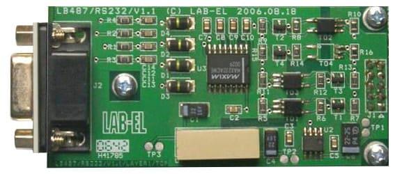 Moduł interfejsu RS-232 do LB-480 i LB-490