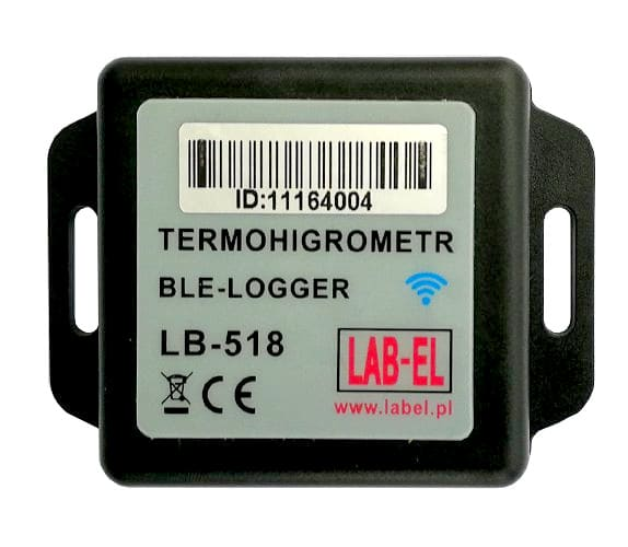 LB-518 BLE-LOGGER wireless temperature and humidity recorder