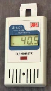 Pirometr bateryjny lb520i