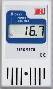 Pirometr stacjonarny LB-522