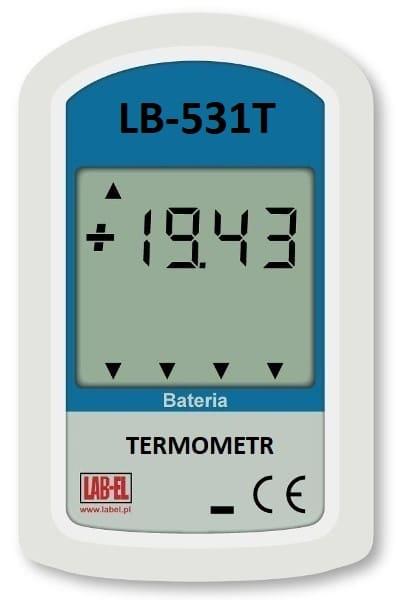 Termometr LB-531T