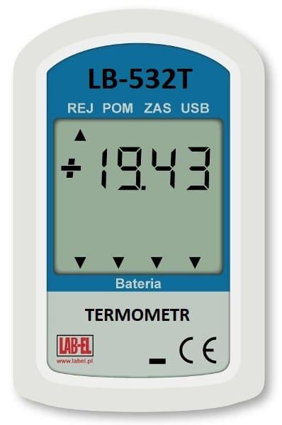 Termometr LB-532T
