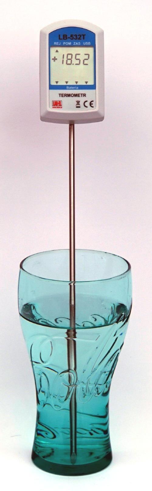 Termometr bagnetowy LB-532TS