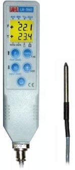 Termometr cyfrowy z sondą LB-560A