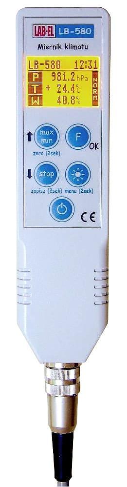 Miernik klimatu LB-580