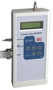 Termometr higrometr LB-701 + LB707 GPRS SMS