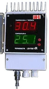 Regulator temperatury PID LB-708T