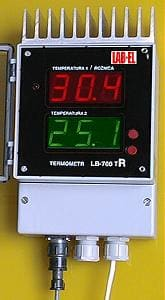 Regulator temperatury LB-708T
