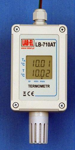 Termometr LB-710AT