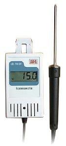 Termometr z sondą LB-710DT, termometr laboratoryjny