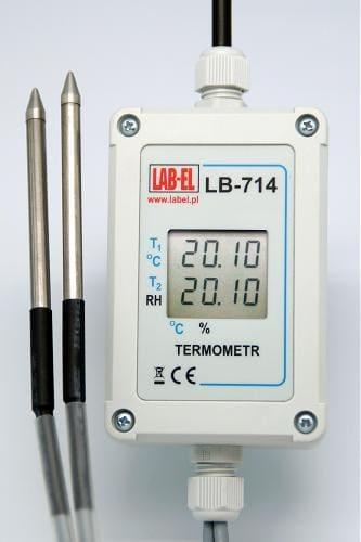 Termometr LB-714