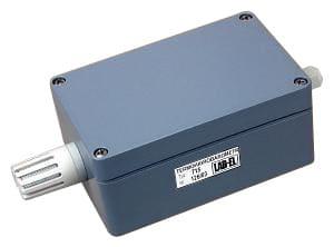Elektroniczny barometr higrometr termometr LB-715