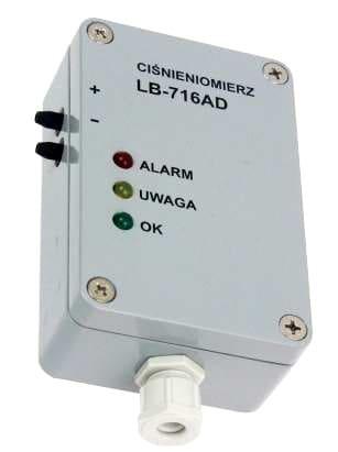 Elektroniczny ciśnieniomierz LB-716AD