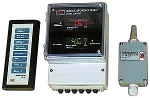 Regulator temperatury i wilgotności LB-720C