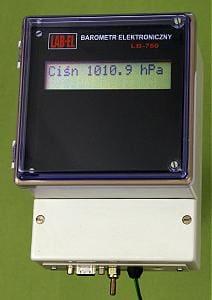 Барометр LB-750
